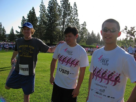 WiL Power at Race for the Cure