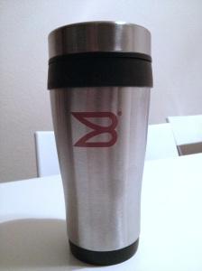 Brocade Mug