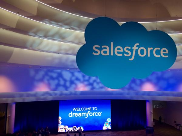UC Davis MBA--Internship at Salesforce