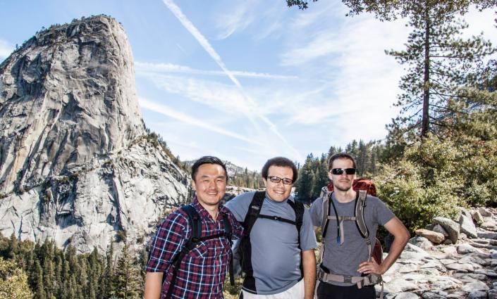 UC Davis MBA--Hiking trip in Yosemite