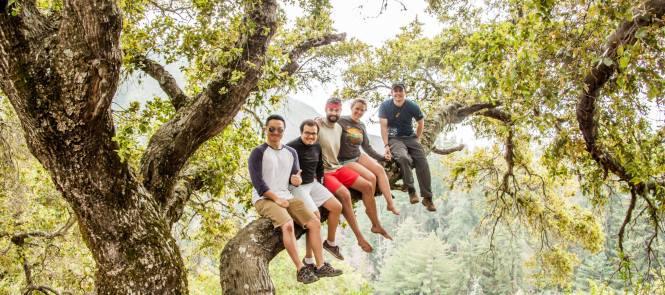 UC Davis MBA---Hiking Trip in Big Sur