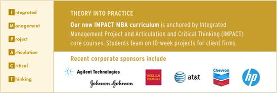 UC Davis MBA --- IMPACT