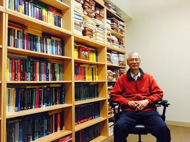 Prof Tsai